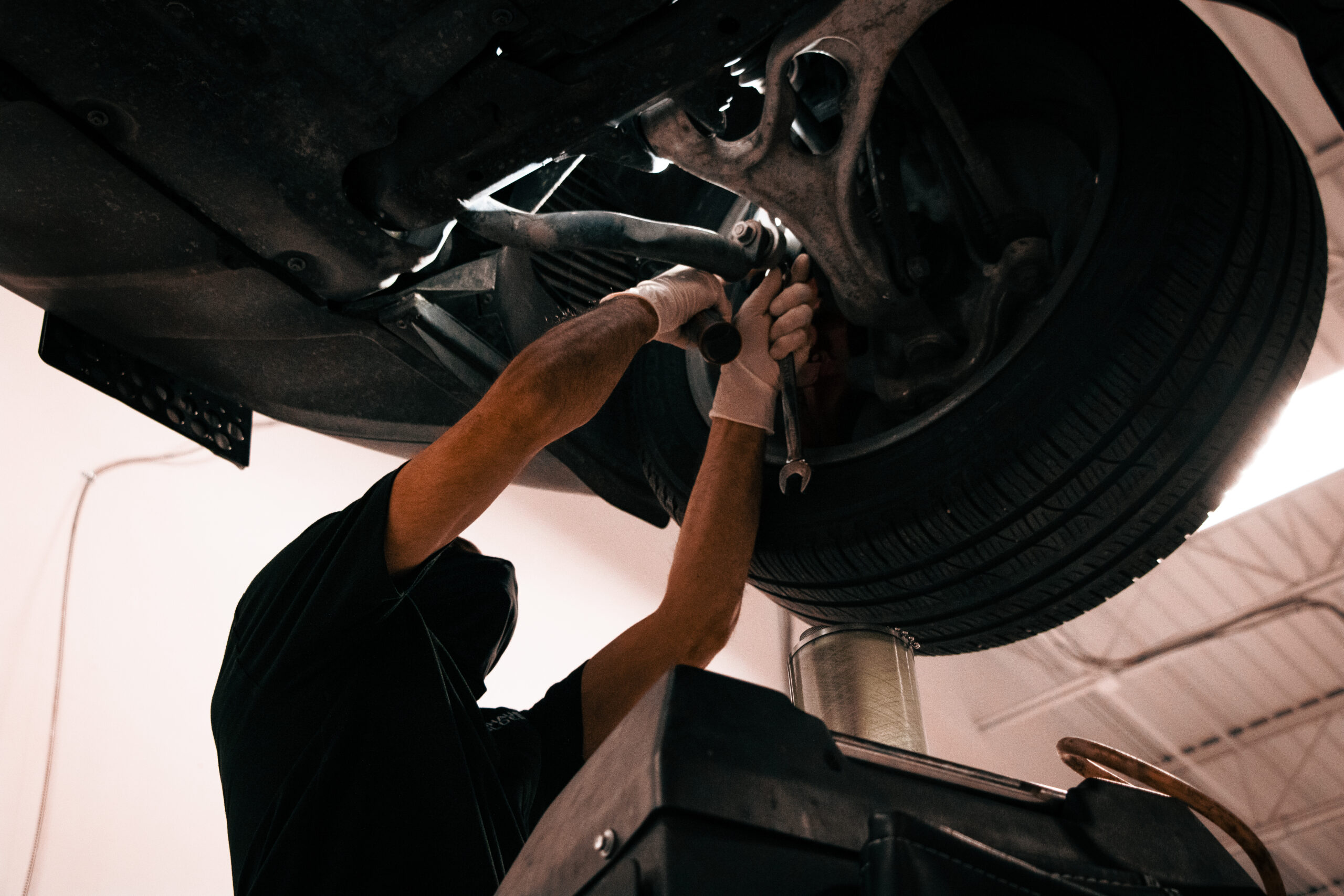 Tire Wheel Alignment Boulder